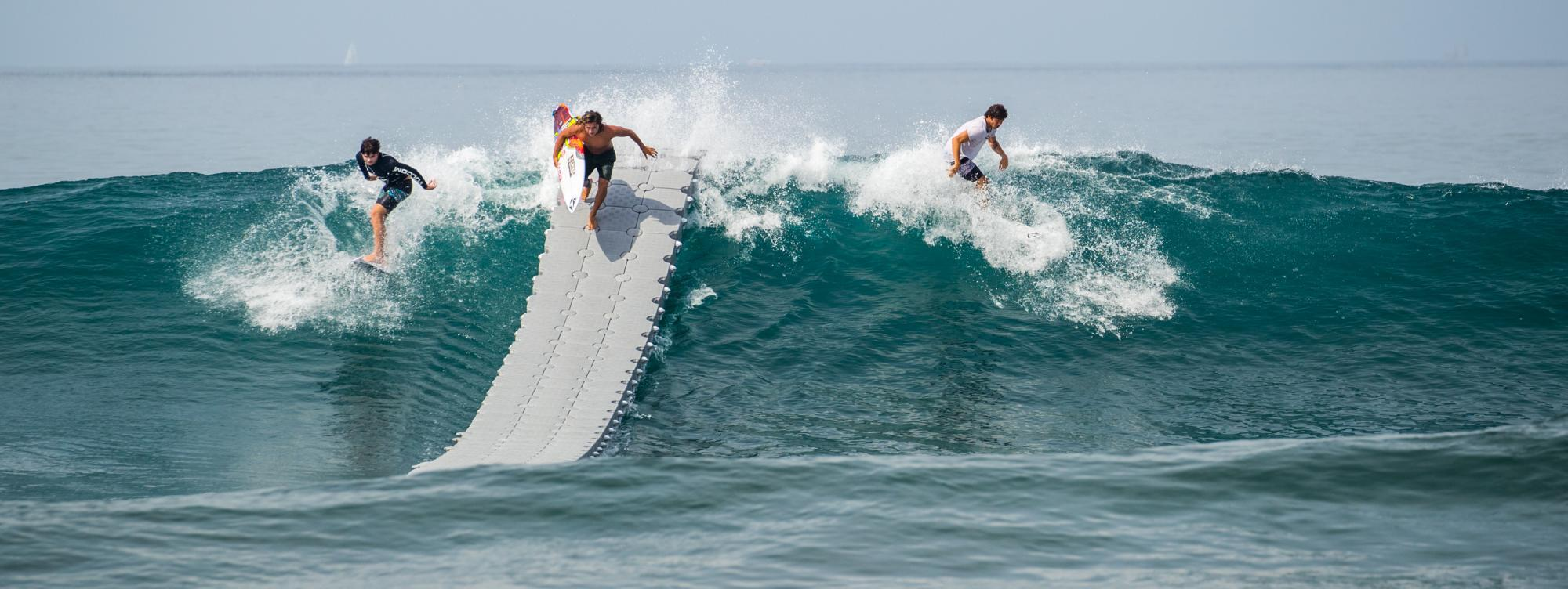 News Surf Projet Volcom X Stab - THE DOCK
