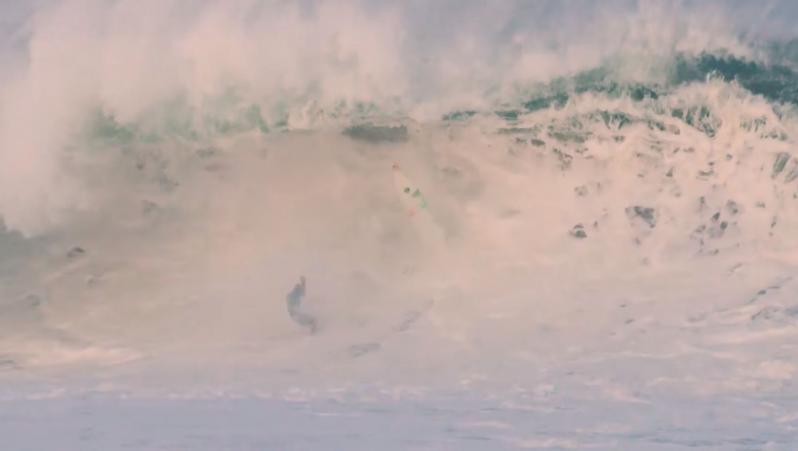 News Surf WSL Big Wave Awards : Nazaré, Shipsterns, Puerto Escondido et du wipeout