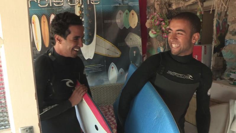 News Surf Le documentaire Vague Solidaire projeté à l'Utopia Bordeaux ce 14 décembre 2017