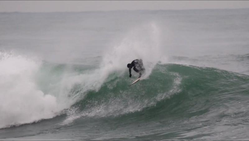 News Surf Grisaille : le nouvel édit surf 100% basque de Bruno DEGERT