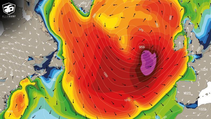 Surf Alert Surf Alert : conditions de surf solides et vents favorables annoncés !