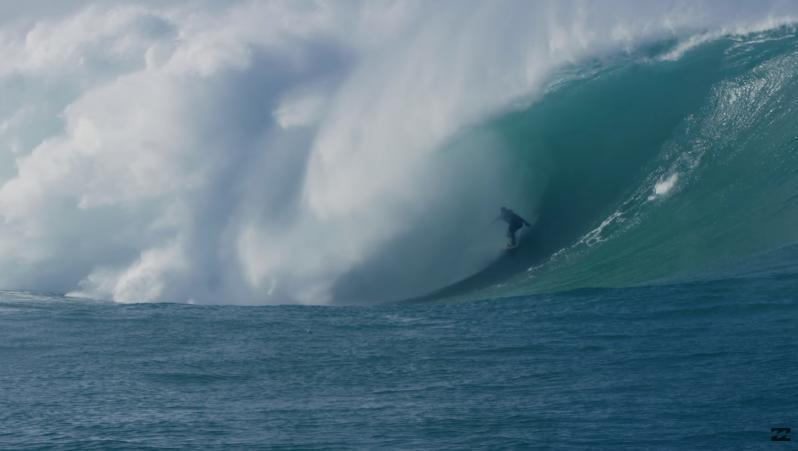 News Surf Vague à l'âme : le trailer du film sur le surf de gros donne le ton !
