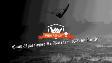 Win Report Win Report ! Le report Coud-Apocalypse rafle la mise!