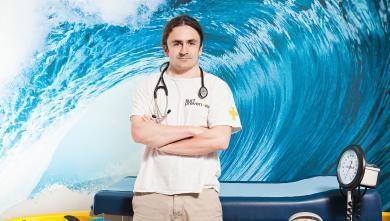 Info Santé Surf, prévention et sécurité avec Guillaume Barucq