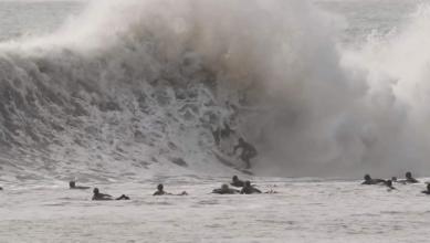 News Surf Sandspit s'est à nouveau réveillé !