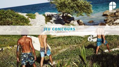 Jeu Concours JEU CONCOURS PROTEST & ALLOSURF : les gagnants !