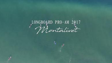 News Surf Montalivet Longboard PRO-AM 2017 : Résultats et vidéo