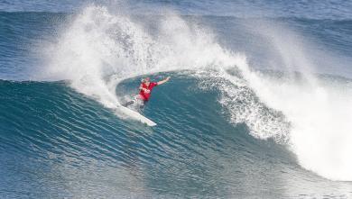 News Surf Le Quiksilver Pro France relancé après 4 jours de waiting period !