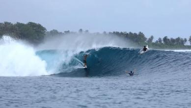 Surftrip : la vidéo d'un boat trip magique aux Mentawai coaché par Arnaud Darrigade